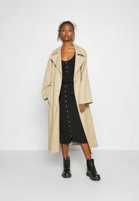 Fashion Union - ALLISTER - Jumper dress - black - 1