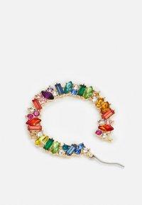 Pieces - PCCAMMI HOOP EARRINGS - Korvakorut - gold-colored - 1