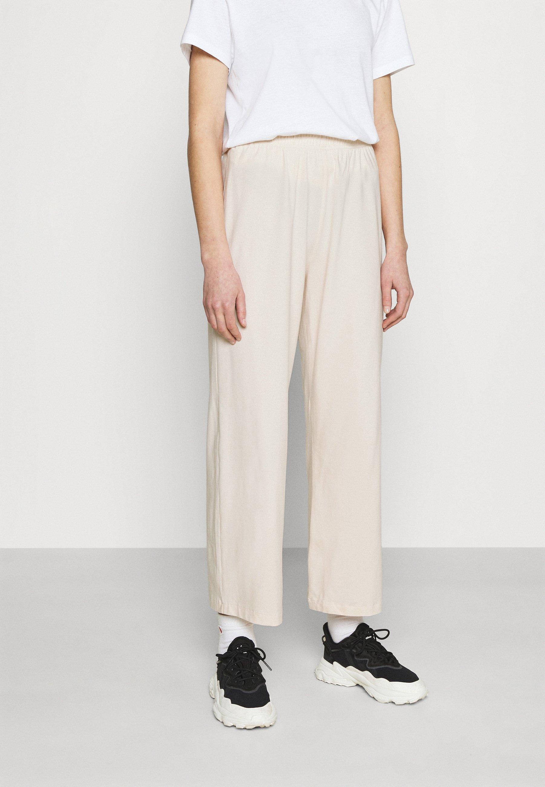 Femme WIDE LEG TROUSERS - Pantalon de survêtement
