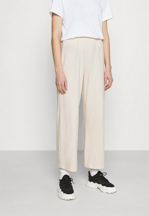 WIDE LEG TROUSERS - Trainingsbroek - pink