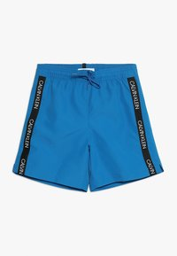 Calvin Klein Swimwear - MEDIUM DRAWSTRING - Badeshorts - imperial blue - 0