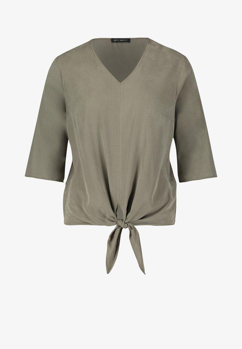Betty Barclay - Basic T-shirt - dusty olive
