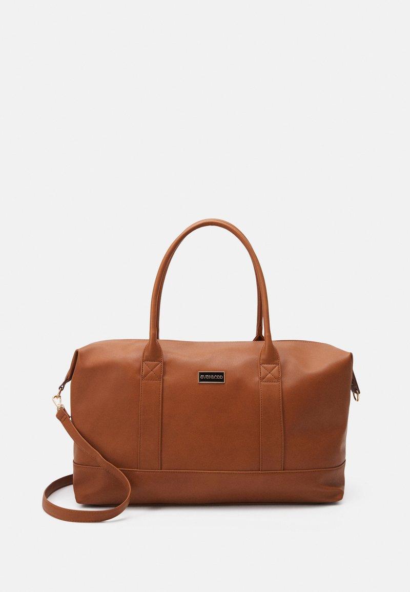 Even&Odd - Weekend bag - cognac