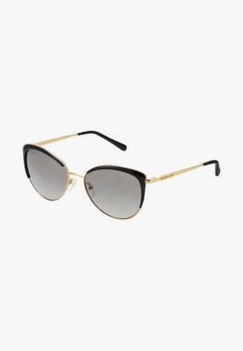 KEY BISCAYNE - Sunglasses - gold-coloured