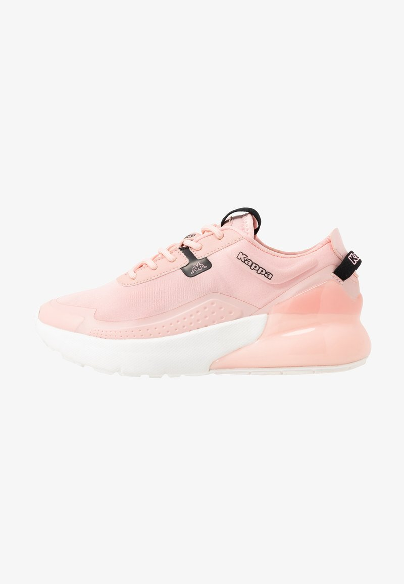 Kappa - DOOLIN - Sports shoes - rosé/black