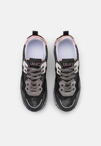 Liu Jo Jeans - MAXI - Baskets basses - black - 5