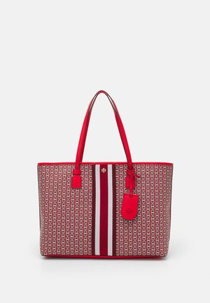 GEMINI LINK ZIP TOTE - Torba na zakupy - dutch red