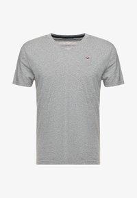 Hollister Co. - ICON  - T-shirt imprimé - grey - 3