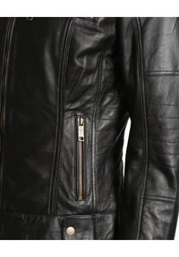 JCC - SIRPA - Leather jacket - black - 1