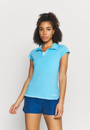 MILLERTON - T-shirt imprimé - aqua