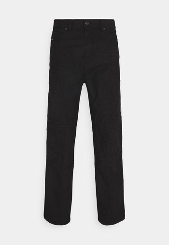 D-VIDER-BK-SP-NE - Relaxed fit jeans - 0DDAX
