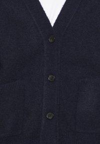 ARKET - CARDIGAN - Strickjacke - blue dark - 8