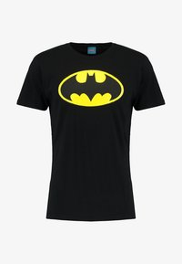 Mister Tee - BATMAN - Print T-shirt - black - 4