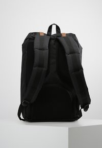 Herschel - LITTLE AMERICA  - Reppu - black - 2