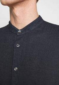120% Lino - Shirt - blue navy - 5