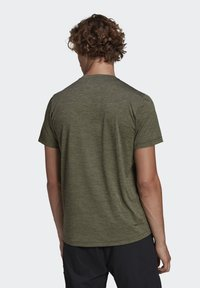 adidas Performance - Camiseta básica - green - 1