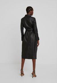 Ibana - ELIZABETH - Košilové šaty - black - 2