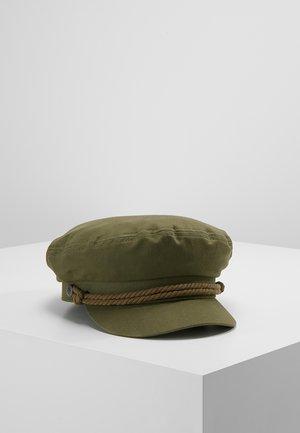 FIDDLER - Čepice - military olive