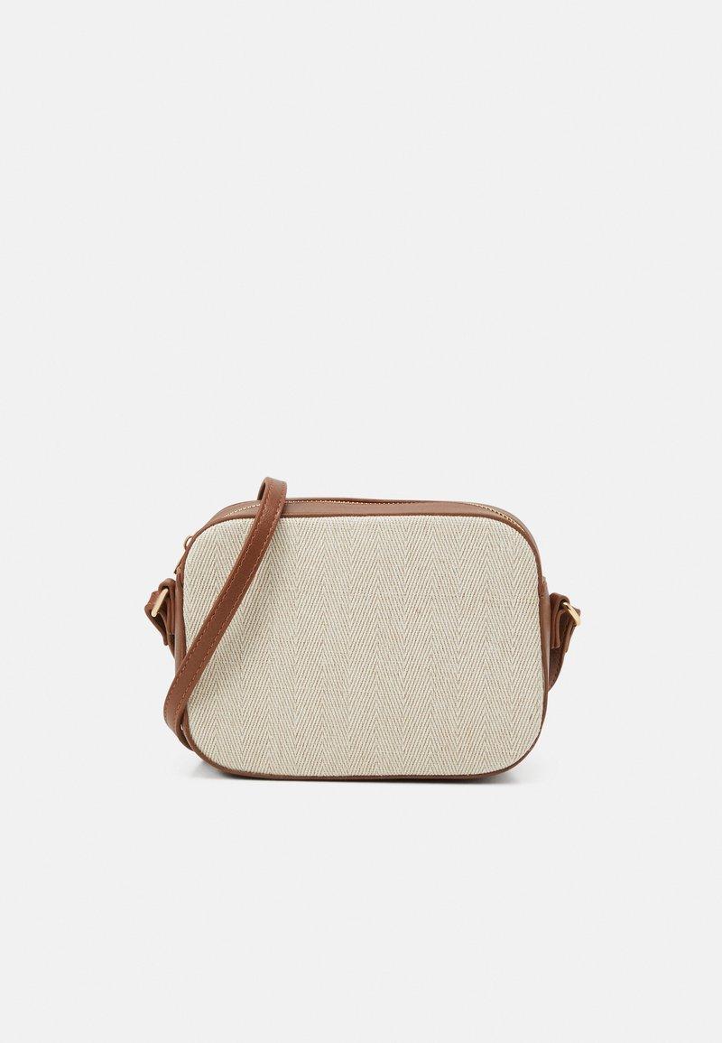 Vero Moda - VMASTRID CROSS OVER BAG - Across body bag - birch