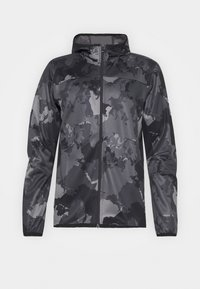 adidas Performance - Zip-up hoodie - grey four - 0