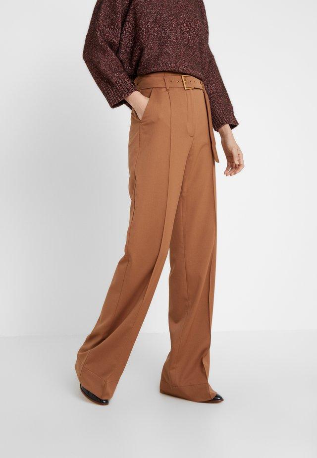 EFFETTO - Pantalones - kamel