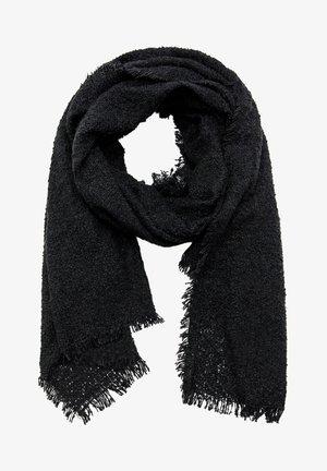 Écharpe - mottled black