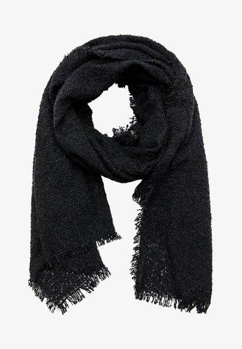 Sciarpa - mottled black