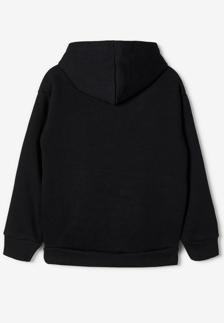 Name it LOOSE FIT - Huppari - black 1LkLbkg2