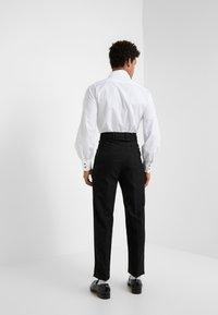 Vivienne Westwood - CROPPED GEORGE - Pantaloni eleganti - black - 2