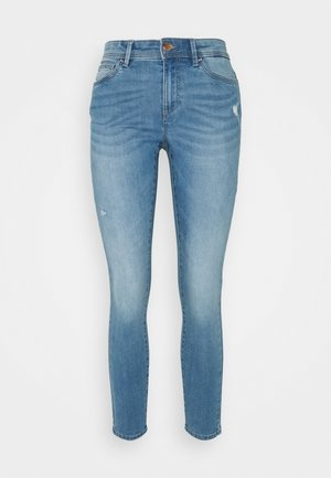 ONLWAUW LIFE - Skinny džíny - light medium blue denim