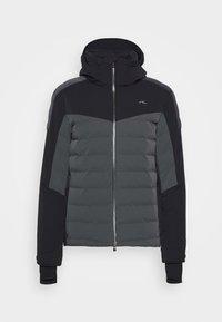 Kjus - MEN SIGHT LINE  - Ski jacket - dark jet green/black - 6