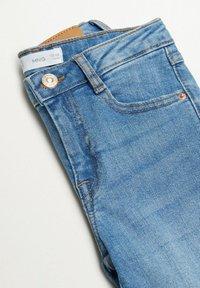 Mango - Flared Jeans - bleu moyen - 3