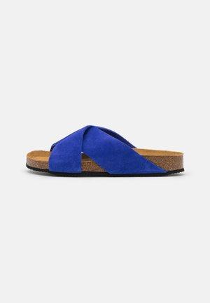 Mules - blue