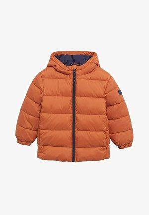 AMERICA - Płaszcz zimowy - orange