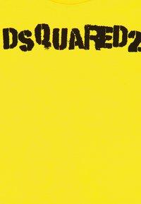 Dsquared2 - UNISEX - Print T-shirt - yellow - 2