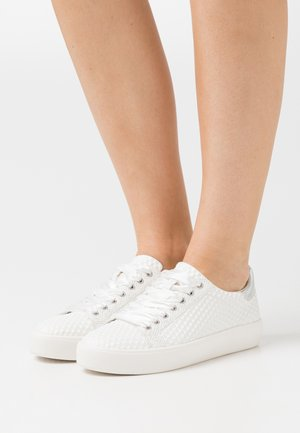 LACE UP - Trainers - offwhite