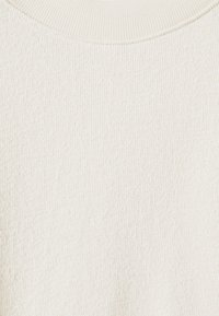 ARKET - BASIC TOWELLING T-SHIRT - Jednoduché triko - off white - 2