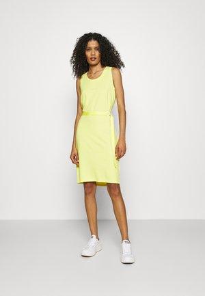 MINI LOGO DRESS - Jersey dress - aurora