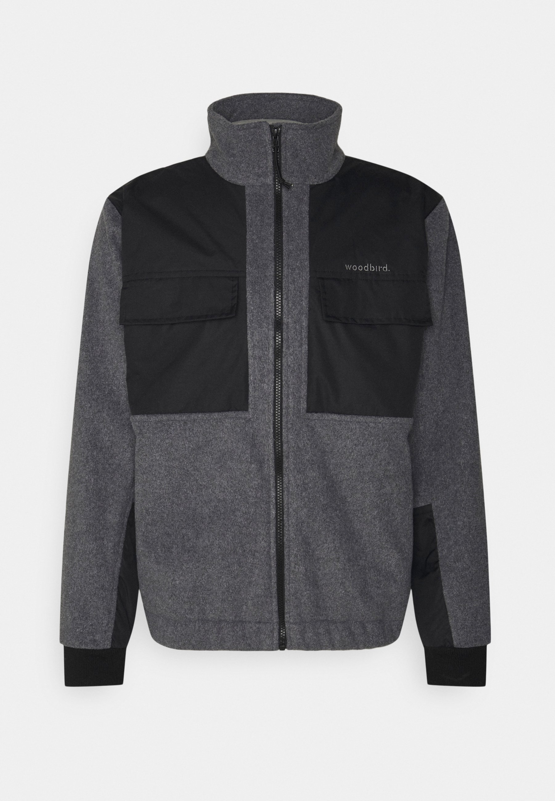 Men STRUKT ZIP - Summer jacket