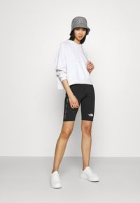The North Face - TIGHT - Shorts - black - 1