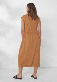 Next - Jersey dress - tan - 1