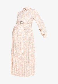 Glamorous Bloom - Sukienka koszulowa - nude - 4