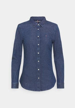SLIM SHIRT  - Button-down blouse - tam