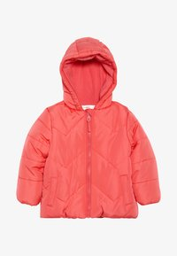 mothercare - BABY FLOW JACKET PLAIN - Winter jacket - coral - 2