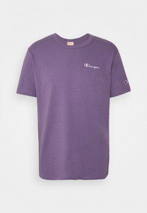 CREWNECK LABELS - Print T-shirt - lilac