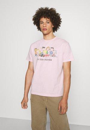 PRIDE - Print T-shirt - pink