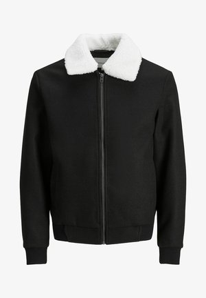 TEDDYKRAGEN - Bomber Jacket - black