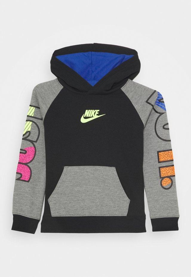 FLY HOODIE - Jersey con capucha - black