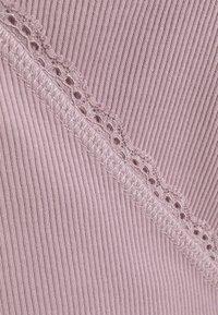 Monki - Langærmede T-shirts - lilac/purple dusty light - 6