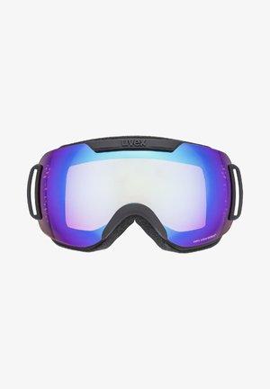 DOWNHILL 2000 CV - Ski goggles - black mat (s55011722)
